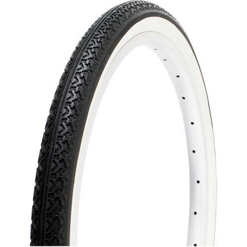 SHINKO(シンコー) 自転車タイヤ SR133 20×1.75 HE ブラック/ホワイト 1本 ※タイヤのみ【あす楽対応】