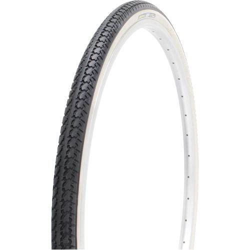 SHINKO(シンコー) 自転車タイヤ SR199 26×1 3/8 WO ブラック/ホワイト 1本 ※タイヤのみ【あす楽対応】