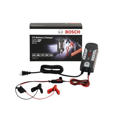直営店 - BAT-C3 バッテリーチャージャー 6V 買い取り 1個 12V対応 ボッシュ BOSCH