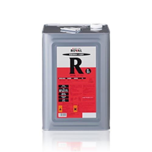 取寄 R-25KG ローバル 25kg ROVAL グレー 1缶