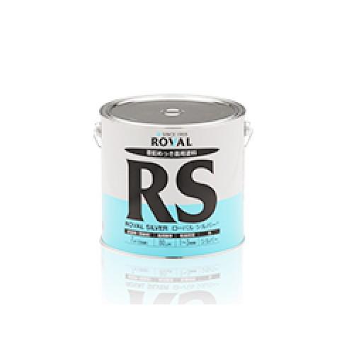 取寄 RS-3.5KG ローバルシルバー 3.5kg ROVAL シルバー 1缶