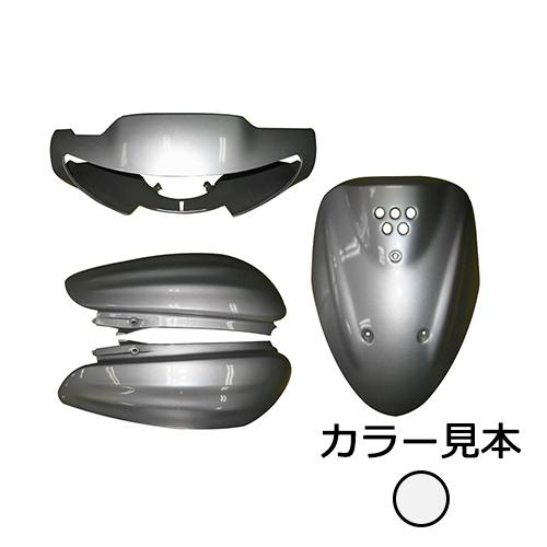 取寄 JOG 00T9 外装4点セット YV50 5EM(SA04/12J) コンペティションシルバー(00T9) スーパーバリュー コンペティションシルバー 1セット