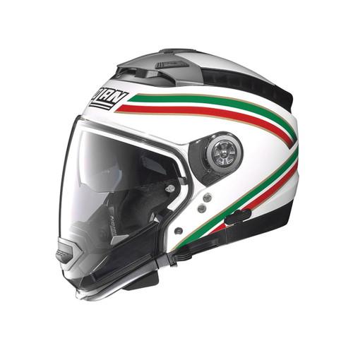 取寄 フルフェイスタイプ 92832 N44 イタリア メタルホワイト/11 S NOLAN(ノーラン) メタルホワイト 1個