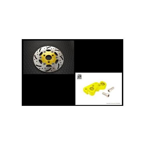 取寄 JOG-DISK-GD-SET JOG系 200mm [ゴールドDISK/サポート] セット KN企画 1個