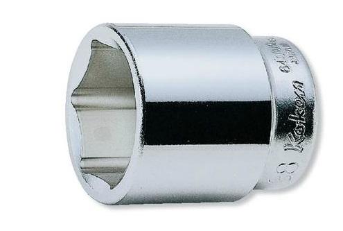 6角ソケット 6400M-70 6400M-70 3/4sq.6Pスタンダードソケット70mm ko-ken(コーケン) 6角ソケット 1個