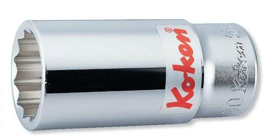 取寄 12角ディープソケット 6305M-58 6305M-58 3/4sq.12Pディープソケット58mm ko-ken(コーケン) 12角ディープソケット 1個