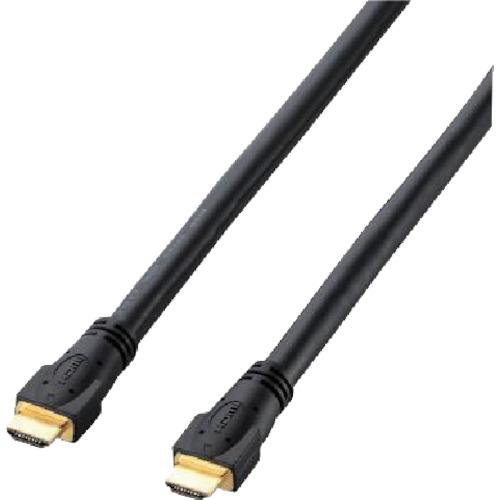 - 取寄 DH-HD13A100BK EURoHS指令準拠HDMIケーブル10m(ブラック) ELECOM(エレコム) 1本