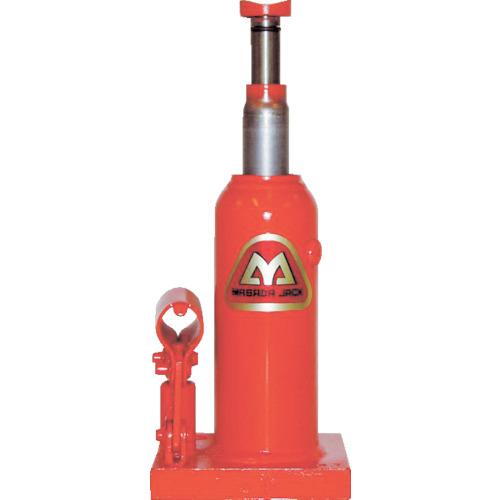 NPD-1.5-5 2段式オイルジャッキ 1.5TON マサダ製作所 高さ(mm):170~375 1台