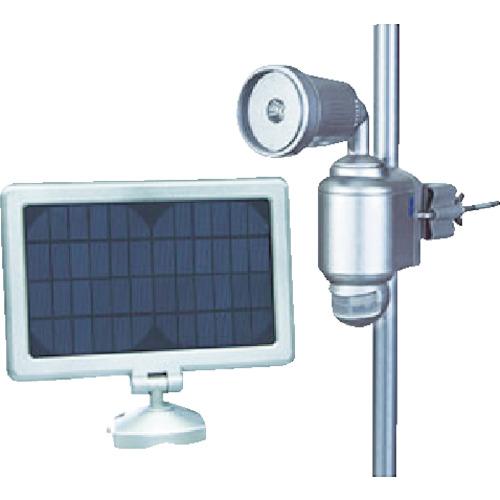 防犯・防災用品 SLS-1W-SO ソーラーLEDスポットライト 日動工業