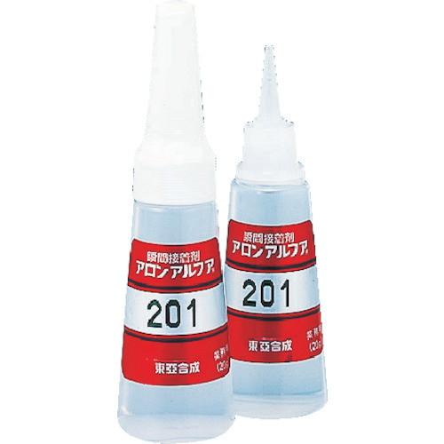 取寄 AA-201-S 接着剤 201マルS(25本入) アロンアルファ 透明 1セット