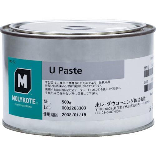 取寄 U-05 ペースト Uペースト 500g モリコート 1缶