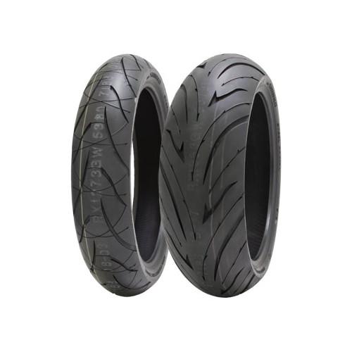 バイクタイヤ R016 R016 180/55ZR17 R 73W TL SHINKO[シンコー]