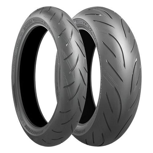 バイクタイヤ MCR05187 BATTLAX HYPER SPORT S21 S21FZ 200/55ZR17RM/C78W TL BRIDGESTONE[ブリヂストン]