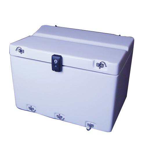 【送料無料】JMS[ジェイエムエス] エキスプレスB BOX ブラック 標準仕様[鍵番号共通タイプ] メーカー品番:B-15B 1個