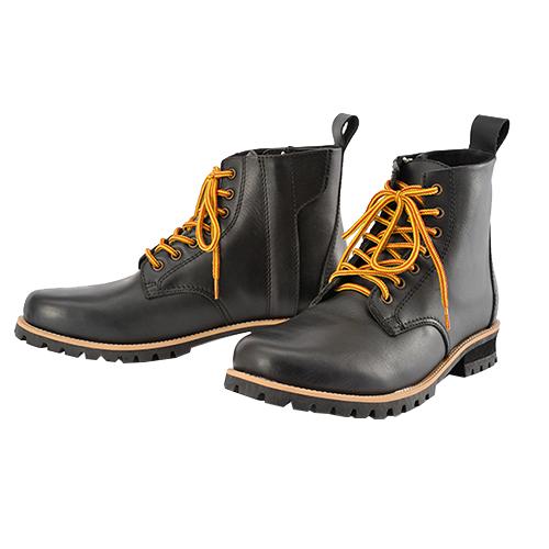 ウェア・ジャケット・パンツ 96965 HBS-003 ショートブーツ ブラック 26.0cm HenlyBegins[ヘンリービギンズ]