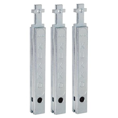 取寄 1-V-150-S 30-1・30-10用延長アーム150mm(3本組) KUKKO(クッコ) 1個