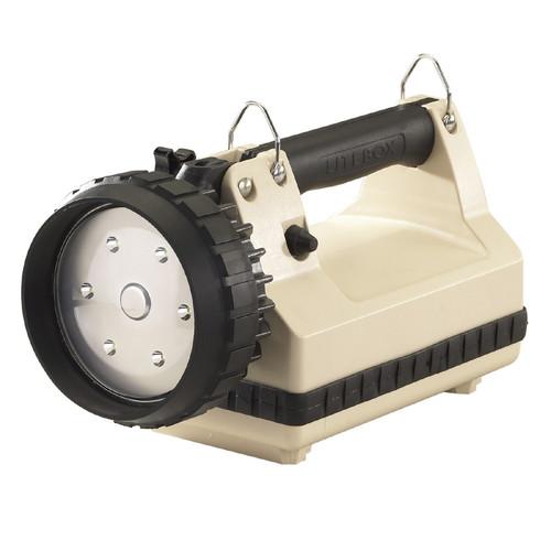 取寄 45820 Eフラッド ライトボックス 非常灯付(ベージュ) STREAMLIGHT(ストリームライト) 1個
