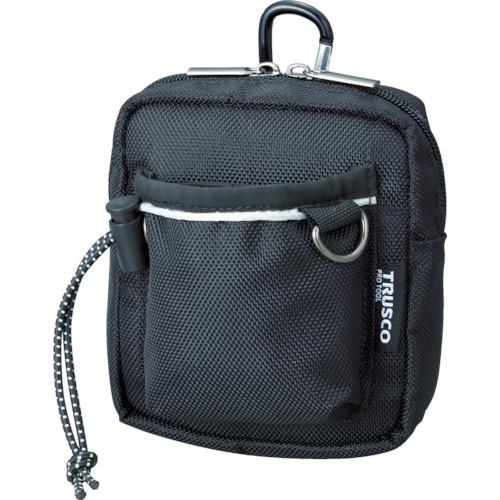 - 期間限定特価品 取寄 TCTC1502-BK コンパクトツールケース ワイドポケット 1個 トラスコ TRUSCO マート ブラック