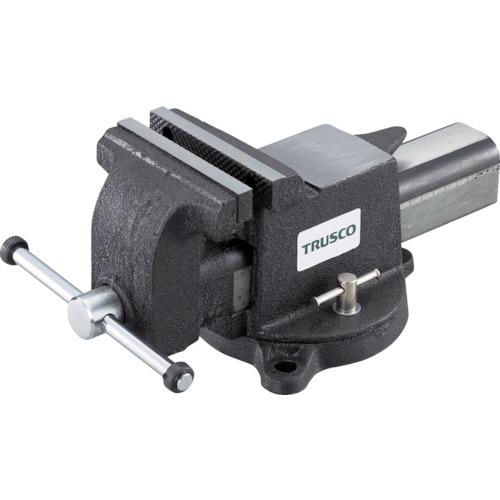 取寄 VRS-080N 回転台付アンビルバイス 80mm TRUSCO(トラスコ) 1セット