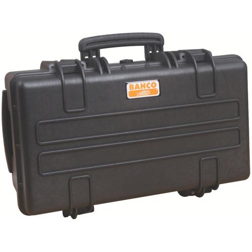 取寄 4750RCHDW01 ホイール付き工具箱 BAHCO(バーコ) ブラック 1個