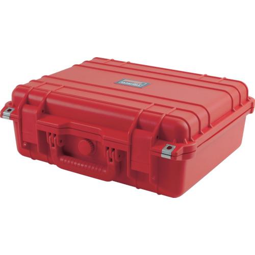 - 取寄 防水タイプ TAK13RE-L 日時指定 プロテクターツールケース 赤 TRUSCO 供え 1個 L レッド トラスコ