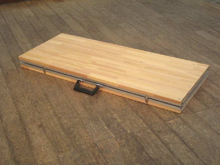 ★送料無料★折畳み式タップ板★どこでもタップ君★スタンダード