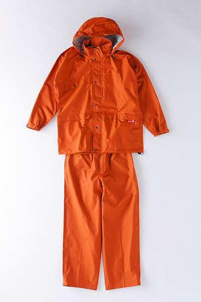 送料無料 コヤナギ #8200 ニューグランドスラムレイン オレンジ 3Lサイズ