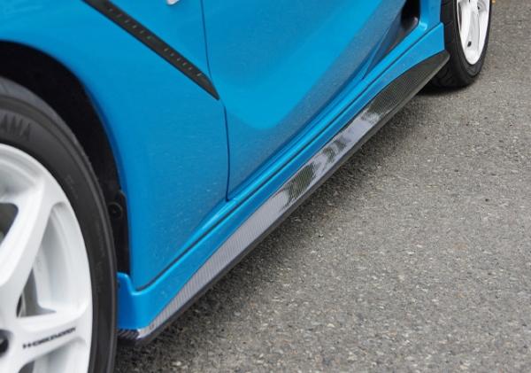 S660 | サイドステップ【エスケレート】S660 JW5 サイドステップ FRP/カーボン