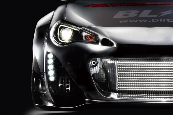 【ブリッツ】WIDE FENDER SET ZN6/ZC6 86/BRZ SUBARU BRZ 12/03- ZC6 FA20