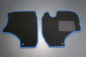 フロアマット【GTカープロデュース】スポーツフロアマット キャリイ(DA16T)用 標準色(青)