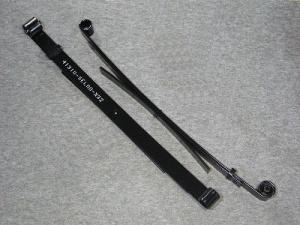スプリング【GTカープロデュース】ダウンリーフスプリング(40~50mmダウン)セット キャリイ(DA63T/16T)用