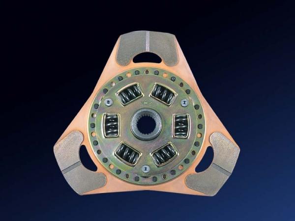クラッチ シングル【クスコ】クラッチ 薄型メタルディスク 517 022 C ミツビシ ミラージュ C73
