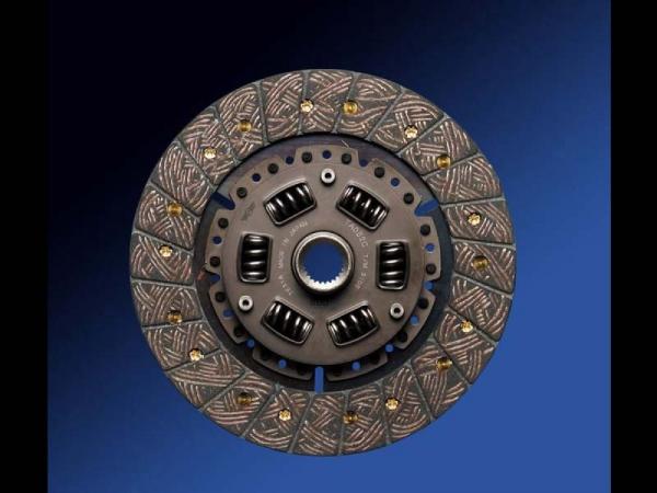 クラッチ シングル【クスコ】クラッチ カッパーシングルディスク 00C 022 R510 ミツビシ ギャラン E38