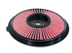 【グループエム】K&N エアーフィルター 純正交換タイプ MITSUBISHI ランサー 【 89.10-92.04 】 C32V 4WD グレード: [排気量]1500 《 G15B 》 純正品番:MD620508