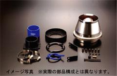 【グループエム】SUPER CLEANER [ALUMI DUCT] (スーパークリーナーアルミダクト) MITSUBISHI パジェロ 【 86.04-91.10 】 L044/049 ■ Diesel Turbo グレード: [排気量]2500 《 4D56(T) 》