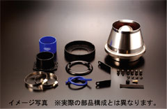 【グループエム】SUPER CLEANER [ALUMI DUCT] (スーパークリーナーアルミダクト) MITSUBISHI パジェロ 【 93.07-96.05 】 V26 ■ Diesel Turbo.125ps グレード: [排気量]2800 《 4M40(T) 》