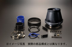 【グループエム】SUPER CLEANER [CARBON DUCT] (スーパークリーナーカーボンダクト) NISSAN テラノ 【 88.11-95.09 】 WBYD21 ■ Diesel Turbo グレード: [排気量]2700 《 TD27T 》