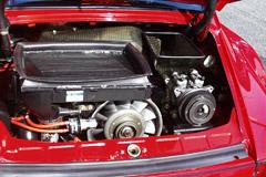 【グループエム】RAM AIR SYSTEM (エアインテークシステム) PORSCHE(ポルシェ) 911 930 【 81-89 】 930 ■ グレード:3.3 TURBO [排気量]3300