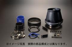 【グループエム】SUPER CLEANER [CARBON DUCT] (スーパークリーナーカーボンダクト) TOYOTA ハイラックスサーフ 【 89.04-93.08 】 LN130 ■ Diesel Turbo グレード: [排気量]2400 《 2L-T/2L-TE 》