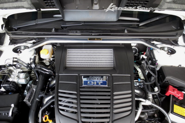 【Kansaiサービス】LEVORG/VMG レヴォーグ フロントタワーバー VAB、VMG 【 VAG(WRX S4) VM4(1.6Lエンジン搭載車)装着可能 】