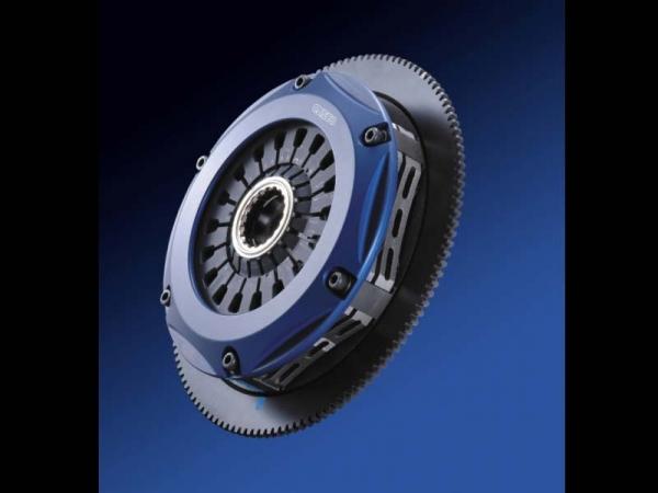 クラッチ ツイン【クスコ】クラッチ ツインクラッチシステム ツインメタル 560 022 TP ミツビシ ランサーエボリューション 6 CP9A