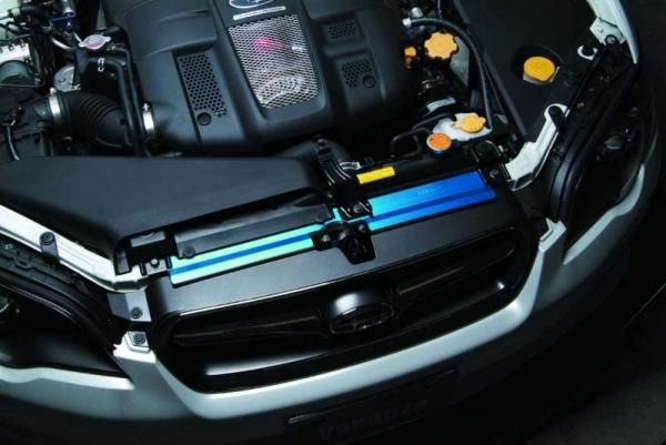 ラジエーター / クーリングパネル【クスコ】エンジンパーツ ラジエタークーリングプレート 684 003 AL スバル レガシィ ツーリングワゴン BPE