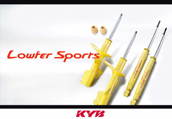 50 プリウス   ショック アブソーバー【カヤバ】プリウス 50系/55 Lowfer Sports フロントL