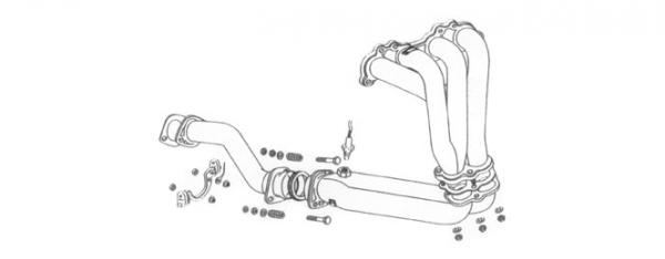 【フジツボ】マフラー スーパーEX(Super EX BASIC VERSION) (ニッサン ブルーバード、HU14 ブルーバード SSS-Z [H9.09~H10.09、E-HU14、SR20VE]) 【 受注生産品 | SR20DEエンジン取付不可 】