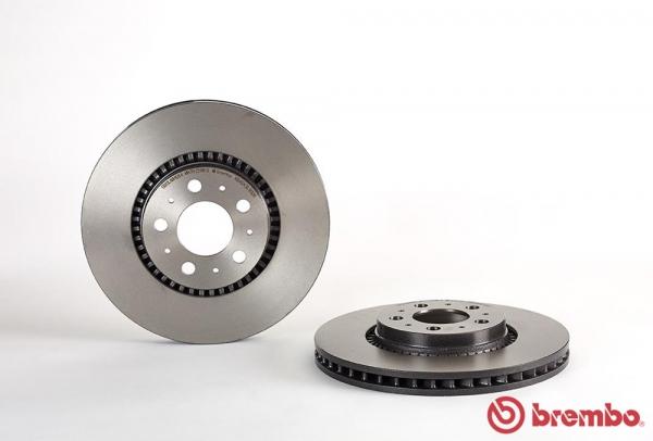 【ブレンボ】ブレーキローター VOLVO V70 (II) [SB5244W SB5254W][00/04~07/11][FRONT] 【 16inch Brake (Fr.305mm DISC)/《グレード》2.4T/2.5T 】