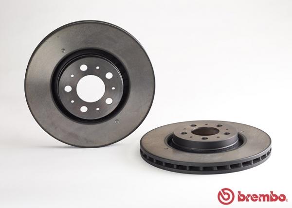 【ブレンボ】ブレーキローター VOLVO XC90 [CB6294AW][03/05~06/10][FRONT] 【 【シリーズ】□/16inch Brake (316mm DISC)/《グレード》2.9 T-6 】