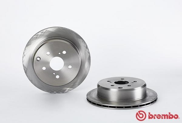 【ブレンボ】ブレーキローター TOYOTA スープラ [MA70][86/2~88/8][REAR] 【 3.0 GT Turbo 】