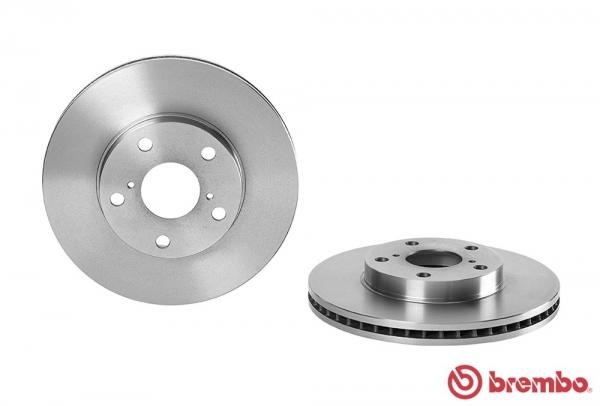 【ブレンボ】ブレーキローター TOYOTA アルテッツァ [SXE10 GXE10][98/10~05/07][FRONT] 【 【シリーズ】□/15inch wheel (Fr.275mm DISC) 】