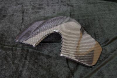 Z34 | メーターカバー / メーターフード【キュリオスモデルス】フェアレディZ Z34 メーターフード 綾織カーボン製