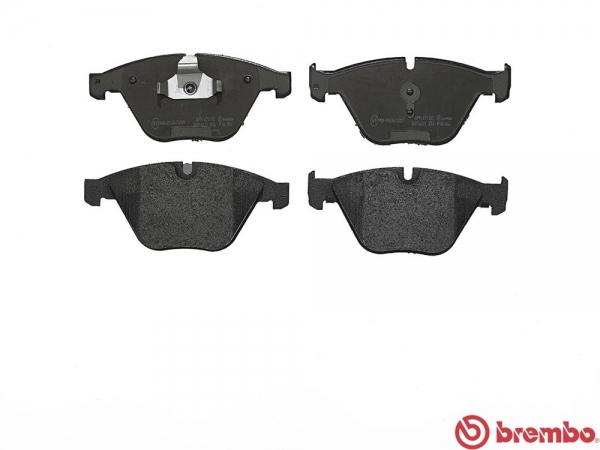【ブレンボ】ブレーキパッド BMW E91 [ UT25 ][ 10/05~ ][ FRONT ] 【 ブラック | 【注2】《グレード》325i 】